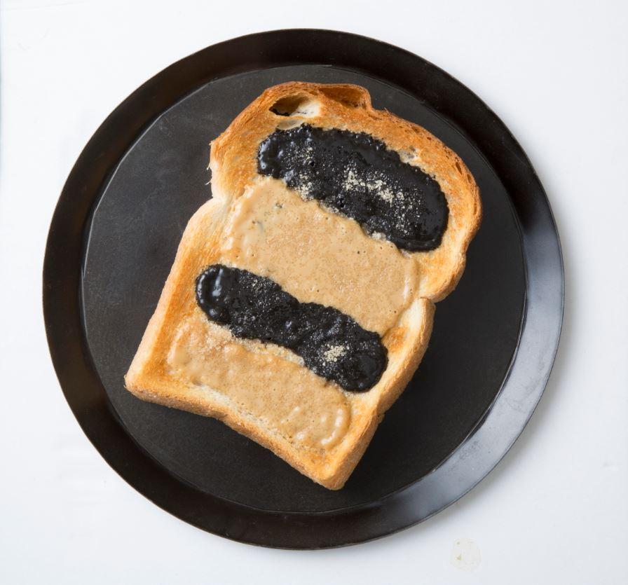 ごまシュガートースト