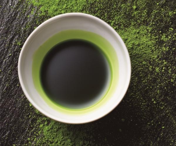 抹茶のオイル